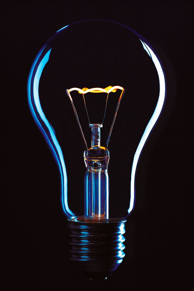 Lightbulb Representing Power of Automation