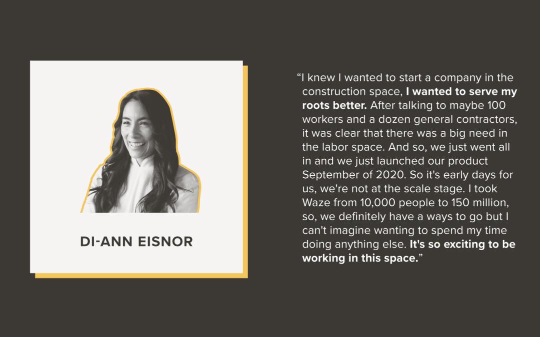Builtcast | Construction Entrepreneur: Di-Ann Eisnor